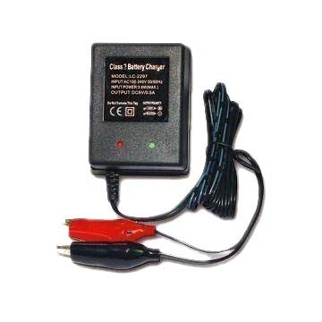 12V 0,5A battery quick charger