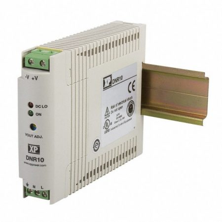 XP Power DNR10US12-S 10W; 12V 0,84A tápegység