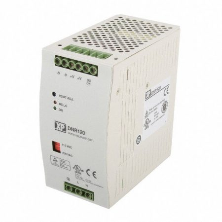 XP Power DNR120AS24# 120W; 27,2V 4,4A tápegység