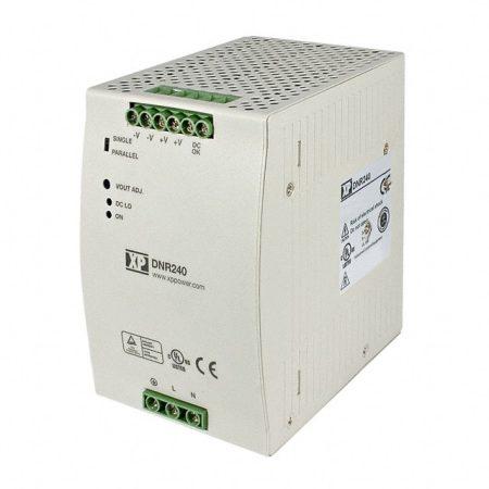 XP Power DNR240TS24-I 240W; 24V 10A tápegység