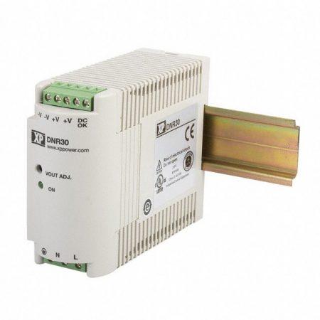 XP Power DNR30US24-S 30W; 24V 1,25A tápegység