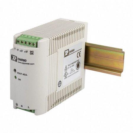 XP Power DNR60US12-S 60W; 12V 5A tápegység