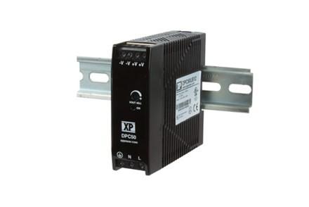 XP Power DPC50US24 50W; 24V 2,1A tápegység
