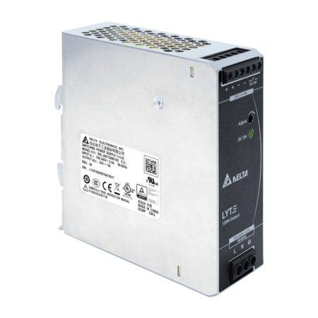 Delta Electronics DRL-24V120W1AS 24V 5A 120W tápegység