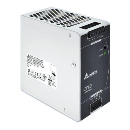 Delta Electronics DRL-24V240W1AS 24V 10A 240W tápegység