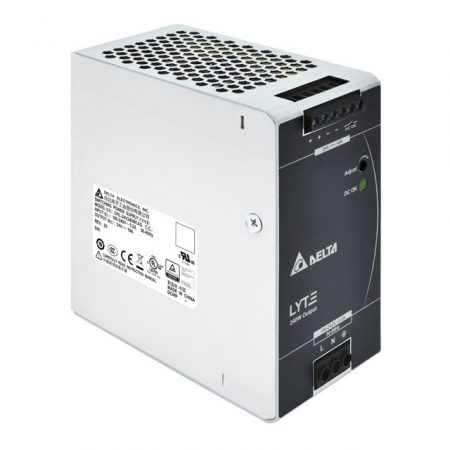Delta Electronics DRL-24V480W1AA 24V 20A 480W tápegység