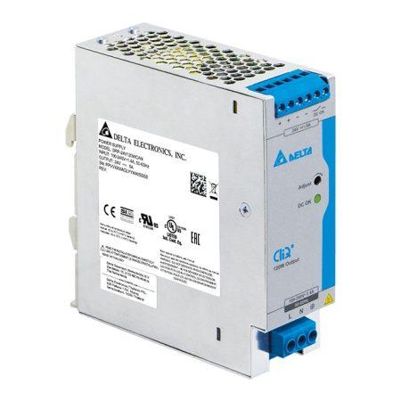 Delta Electronics DRP-24V120W1CBN 24-28V 5A 120W tápegység