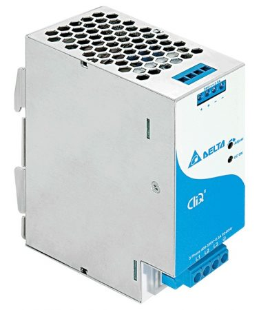 Delta Electronics DRP024V060W3BA 24V 2,5A 60W tápegység