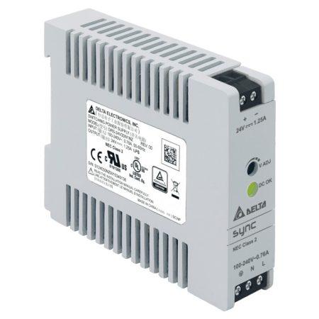 Delta Electronics DRS-24V30W1NZ 24V 1,25A 30W tápegység