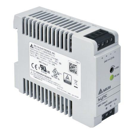 Delta Electronics DRS-24V50W1NZ 24V 2,1A 50W tápegység