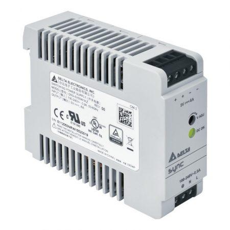Delta Electronics DRS-5V50W1AZ 5V 6A 30W tápegység