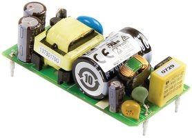 XP Power ECL05US12-E 5W; 12V 0,41A tápegység