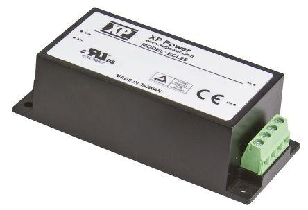 XP Power ECL25US05-S 5V 5A 25W tápegység