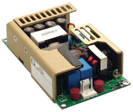 XP Power ECM100UQ43-C 5V 10A / 2V 24A / 12V 8A / -12V 5A 100W 4 kimenetű orvosi tápegység