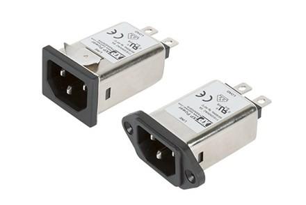 XP Power FASAS06PFR 264VAC/264VDC 6A hálózati zavarszűrő
