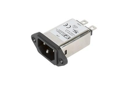 XP Power FASMA01SFR 264VAC/264VDC 1A hálózati zavarszűrő
