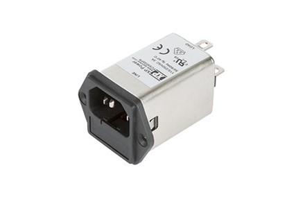 XP Power FCSS01SFR 264VAC/264VDC 1A hálózati zavarszűrő