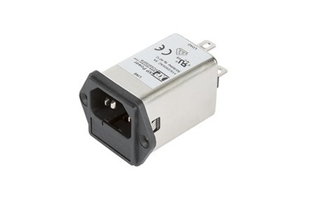 XP Power FCSS06SFR 264VAC/264VDC 6A hálózati zavarszűrő