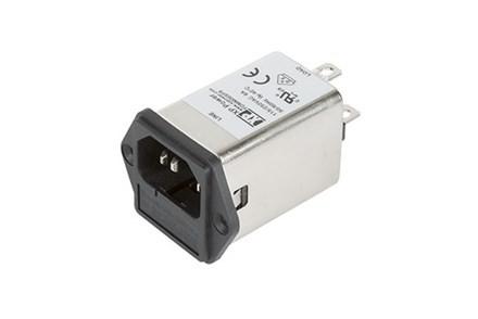 XP Power FDMM01SFR 264VAC/264VDC 1A hálózati zavarszűrő