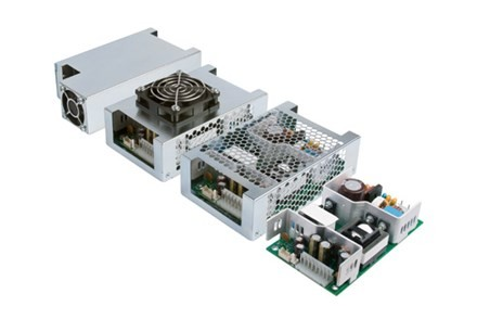 XP Power GCS250PS24-EF 257W; 24V 7,5A orvosi tápegység