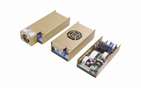 XP Power MFA350PS24-SEF 361W; 24V 14,5A orvosi tápegység
