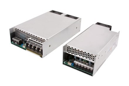 XP Power MHP650PS24 655W; 24V 27A orvosi tápegység