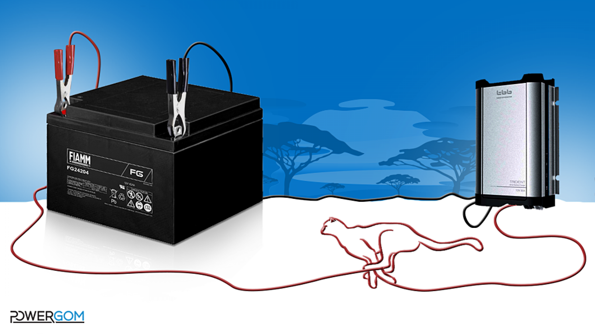 Akkumulátor töltési módok - ciklikus töltés / gyorstöltés