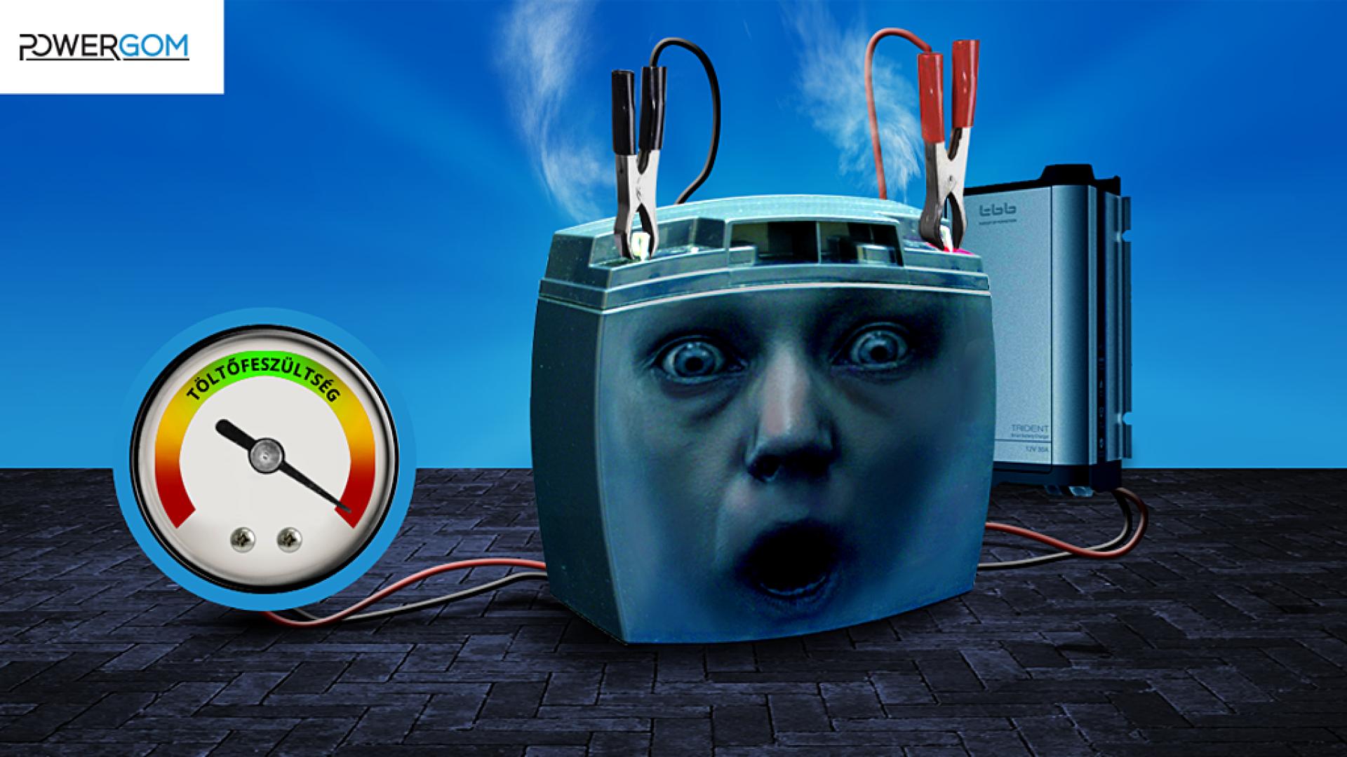 Akkumulátorok üzemeltetése