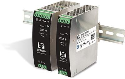 XP Power DSR75, 120 és 240 tápegységek