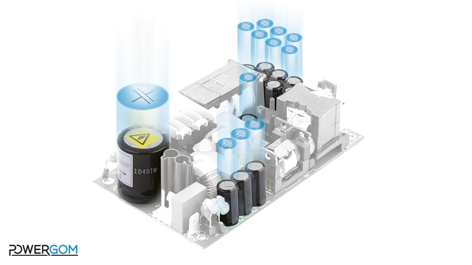Tápegységek tervezett élettartama – elektrolitkondenzátorok – II. rész